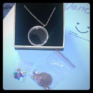 Jewelry - Charm Locket Necklace